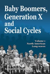 Baby Boomers, Generation X and Social Cycles: North American Long-waves